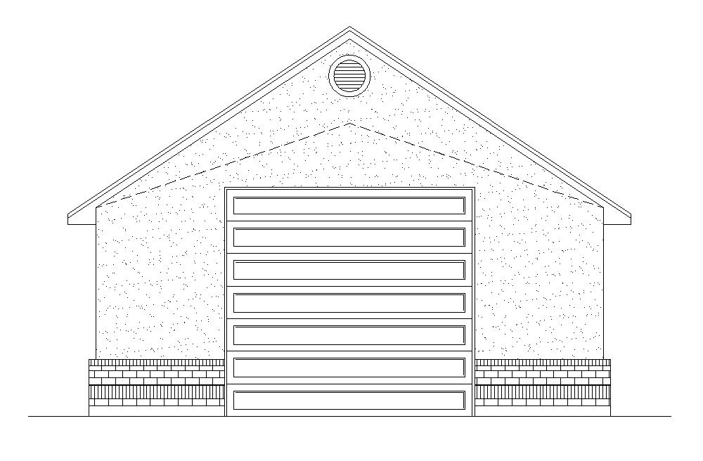 Garage 25 40 hearthstone home design for 25 x 40 garage plans