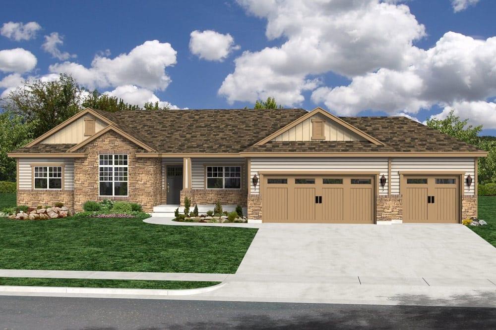 R-1672d | Hearthstone Home Design