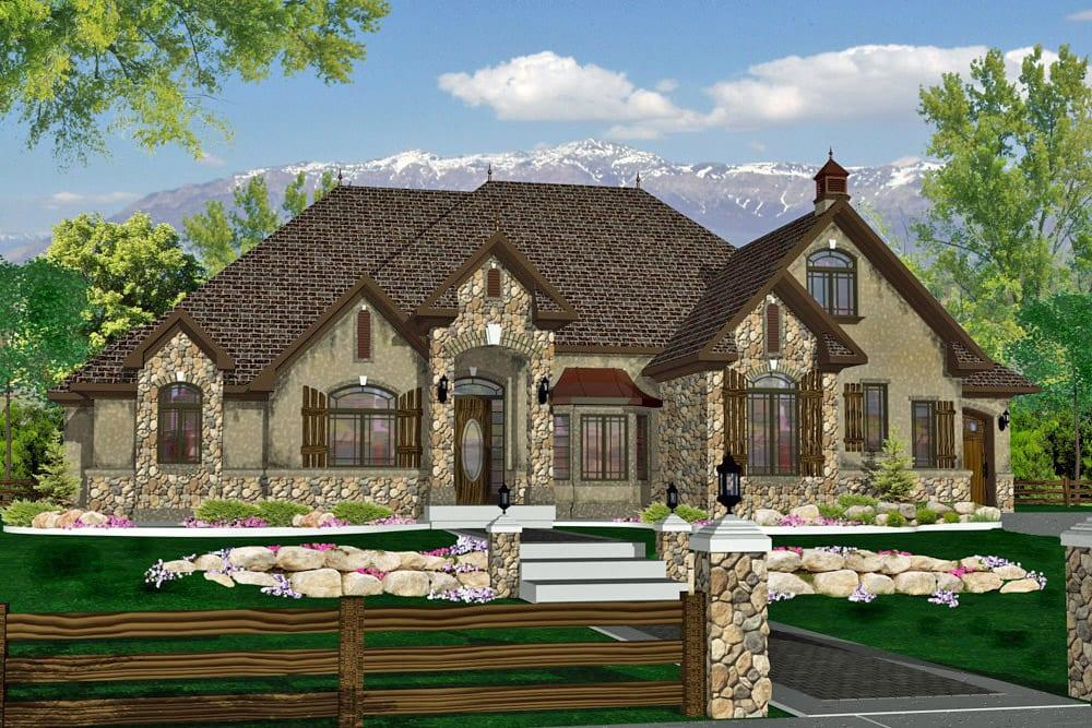 R-2002a | Hearthstone Home Design