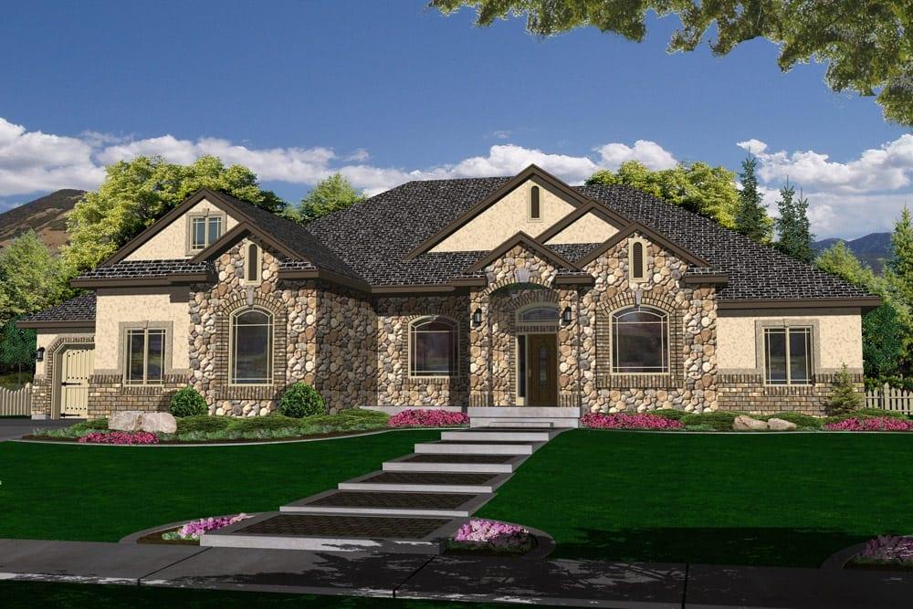 R-2282a | Hearthstone Home Design