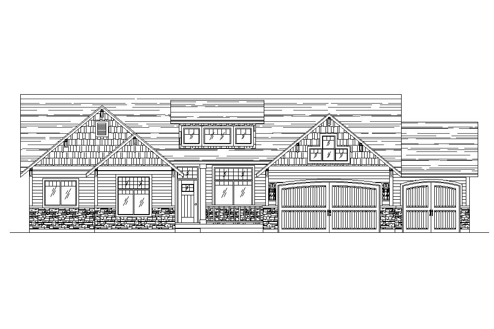 R-1500d | Hearthstone Home Design