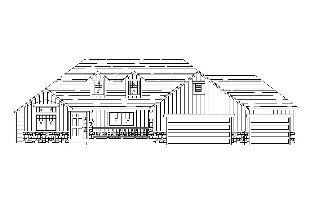 R-1610b | Hearthstone Home Design