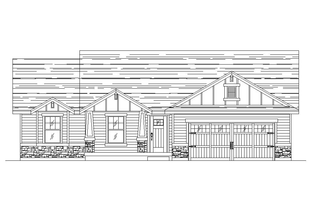 R-1632a | Hearthstone Home Design