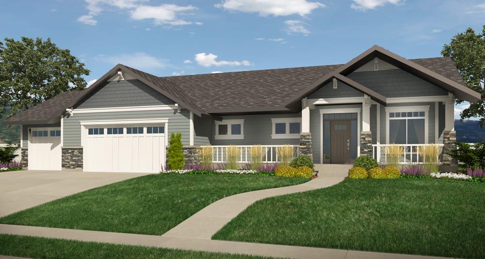 R-1667a | Hearthstone Home Design