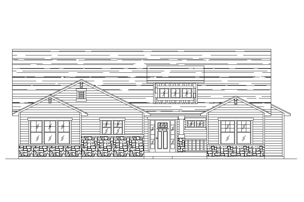 R-1823a | Hearthstone Home Design
