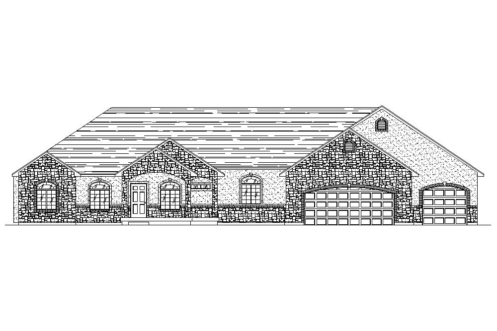 R-1843a | Hearthstone Home Design