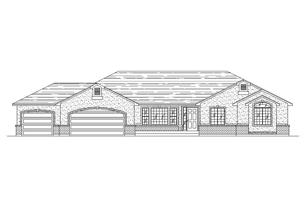 R-2207b | Hearthstone Home Design