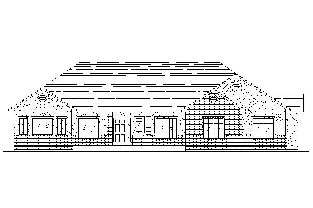 R-2538a | Hearthstone Home Design