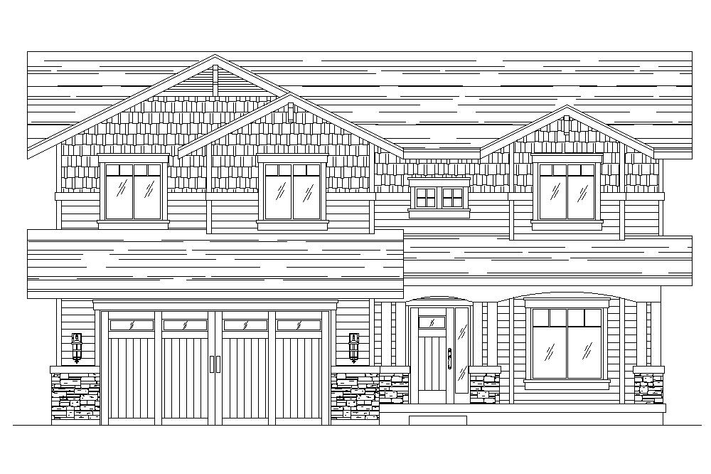 TS-2087a | Hearthstone Home Design