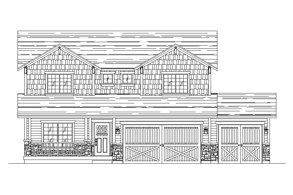 TS-2109c | Hearthstone Home Design