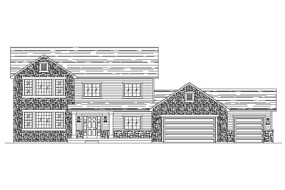 TS-2993a | Hearthstone Home Design