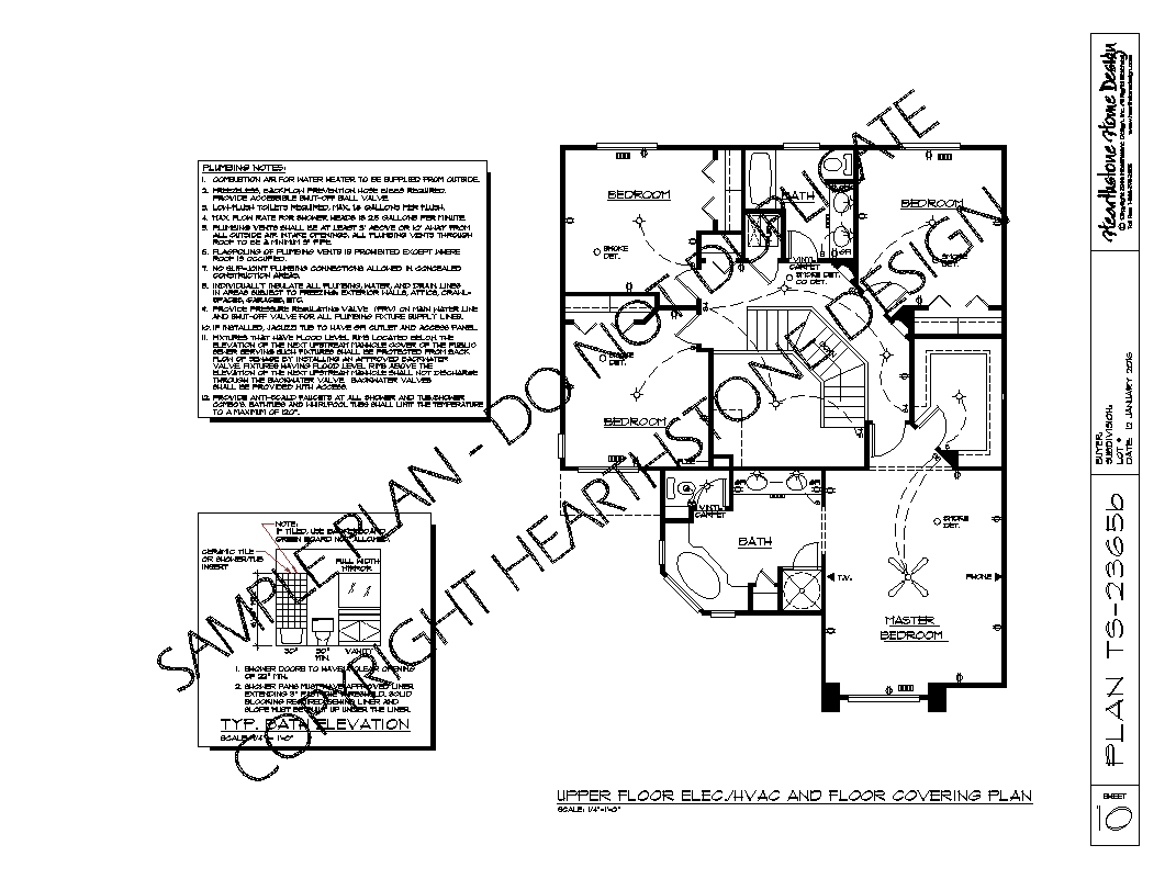 example plans hearthstone home design