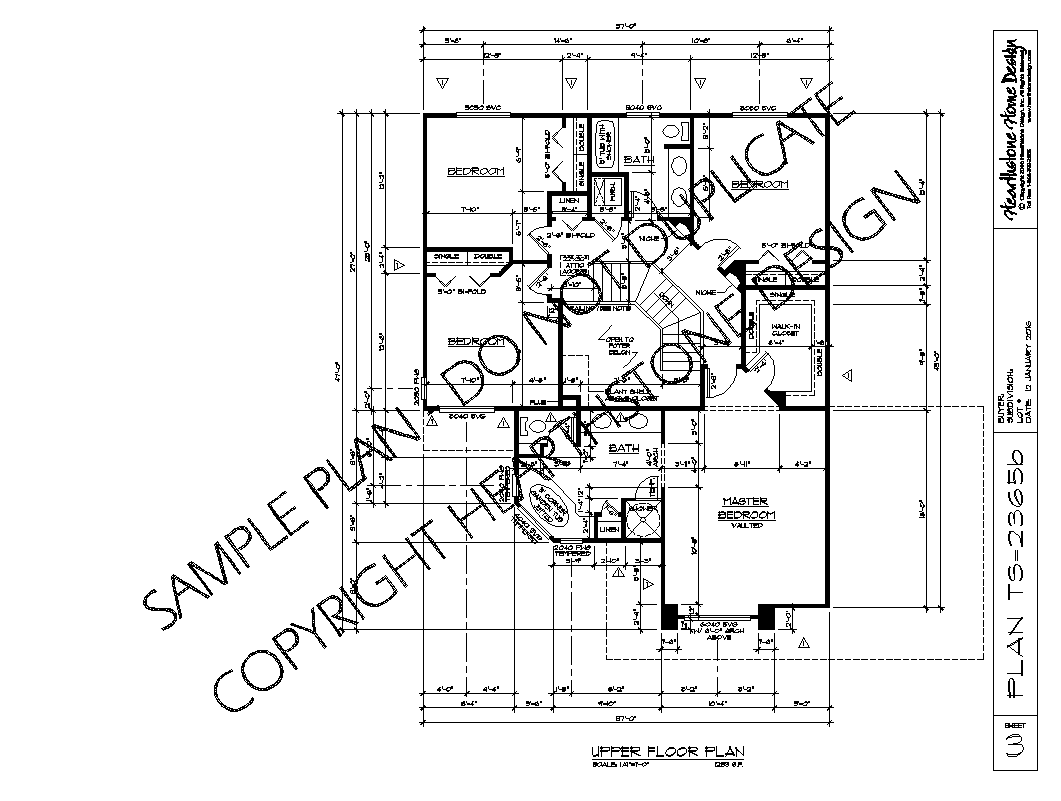 Example Plans | Hearthstone Home Design